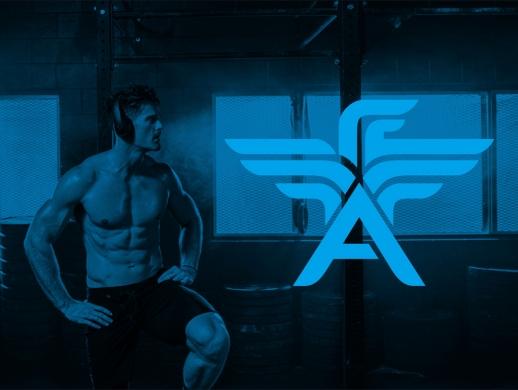 健身学校品牌VI设计