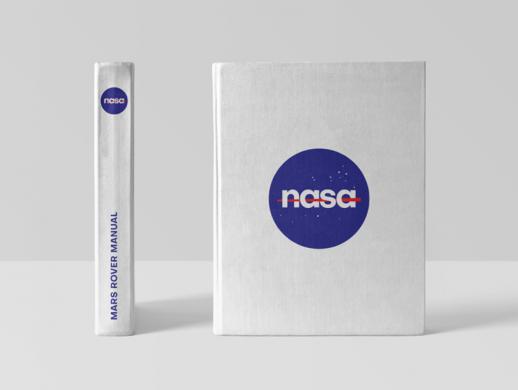 NASA标志提升设计