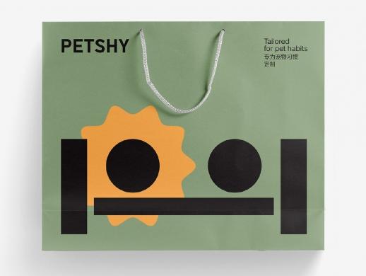 宠物用品品牌包装设计