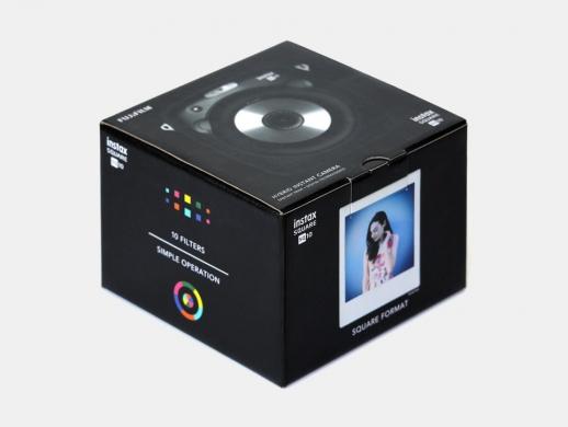 多功能CD播放器包装盒设计