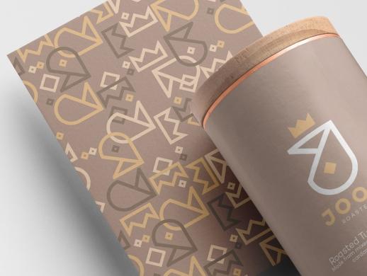 咖啡经销公司VI和品牌包装设计