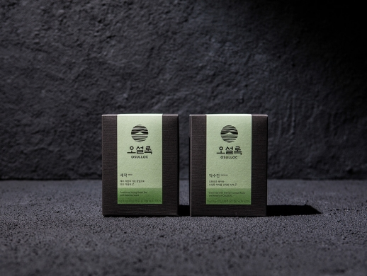 韩国茶叶包装设计