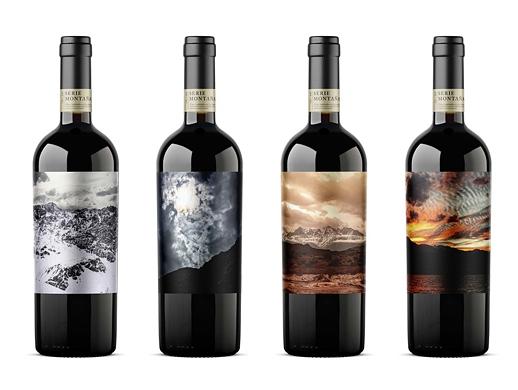 12款创意红酒包装设计
