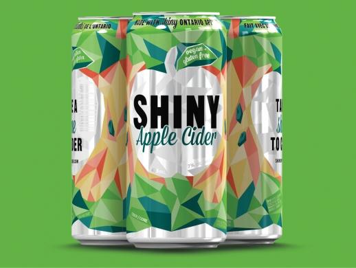 苹果酒包装设计