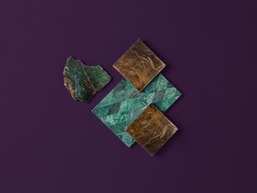 天然材料加工公司VI设计