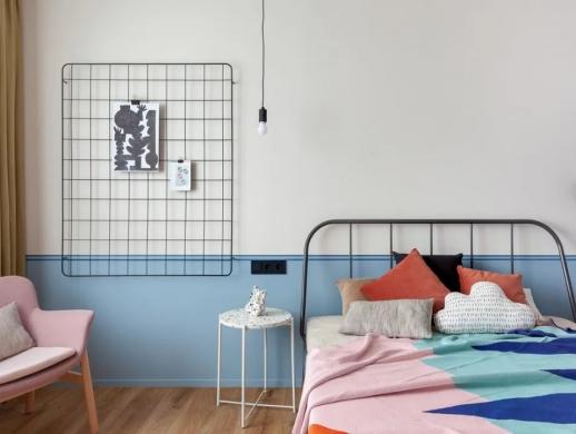 八套配色超温馨的室内设计
