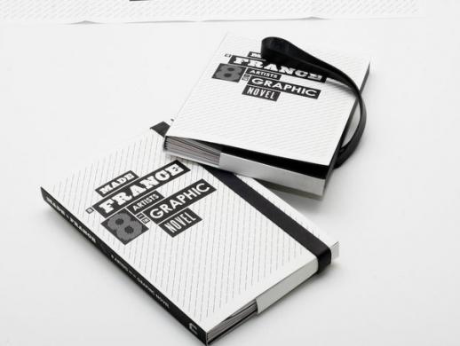 一款创意文字排版的画册封套设计