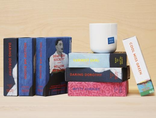 创意国外茶叶包装设计