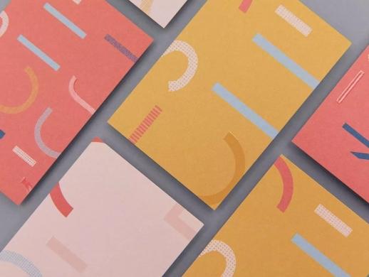 纺织产品视觉识别设计