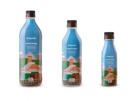 5套橄榄油包装设计