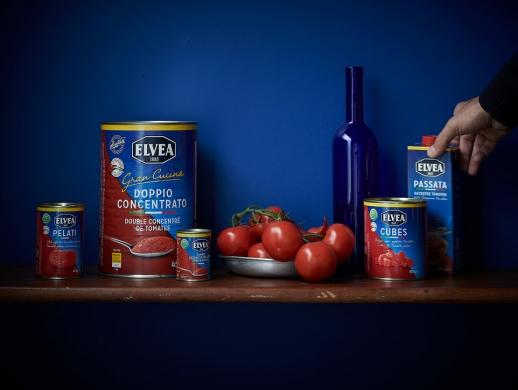 一套番茄酱品牌包装设计