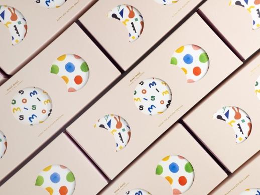 簡約創新風格月餅包裝盒設計