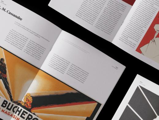 设计艺术发展史画册设计