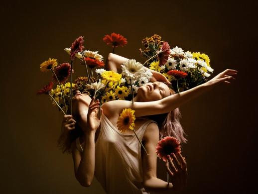 8张创意艺术人像摄影作品欣赏