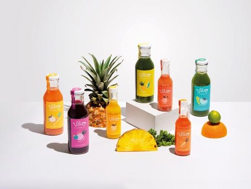 果汁店品牌包装设计