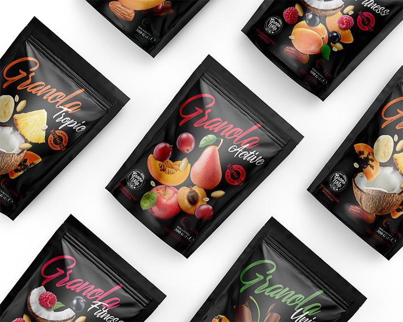 果干包装设计 飞特网 食品包装设计