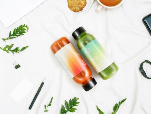 抹茶包装瓶设计