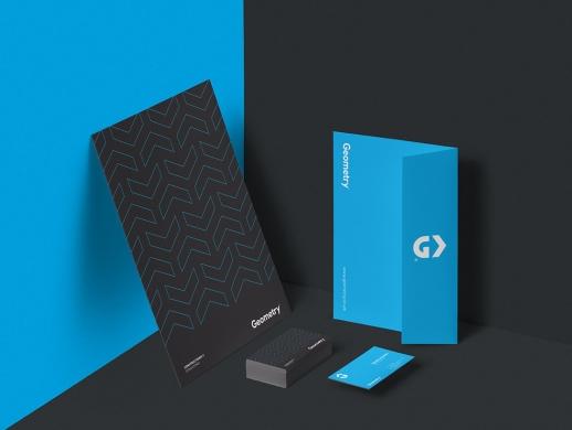 8套地产公司VI设计