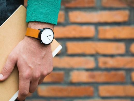 智能手表宣传VI设计