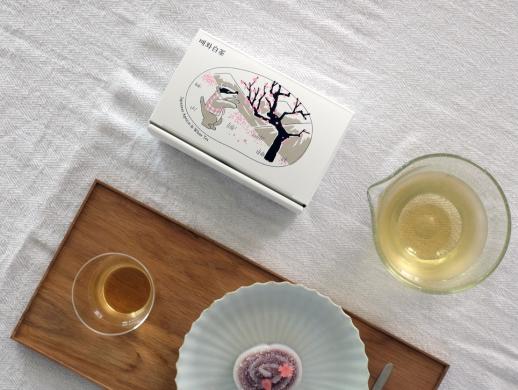 白茶包装盒设计