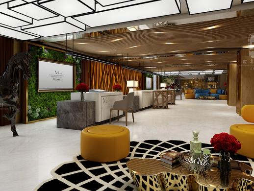 M酒店|红专设计
