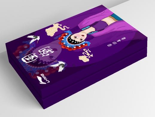 李宁国潮风包装设计
