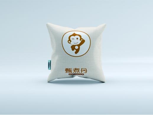 甄煮丹奶茶品牌IP设计