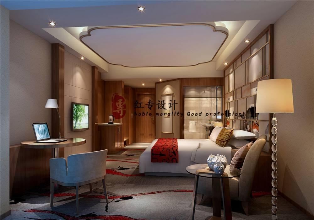 品香•四季酒店 红专设计