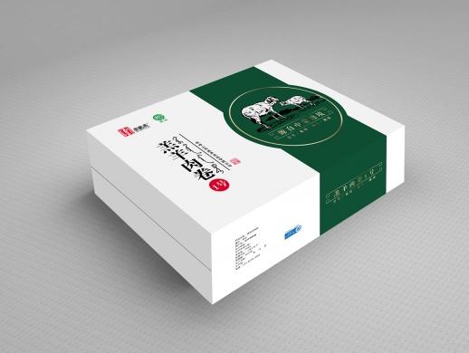 羊肉卷包装盒