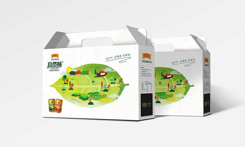 西安德普包装设计作品 飞特网 食品包装设计