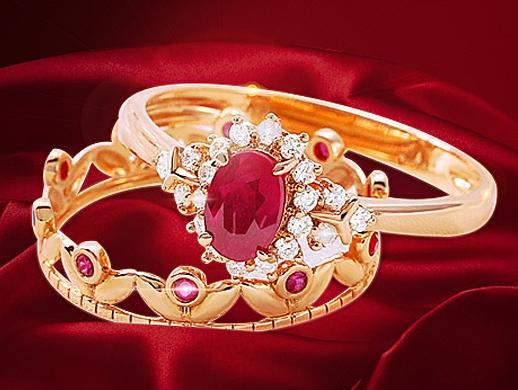 珠宝钻展设计