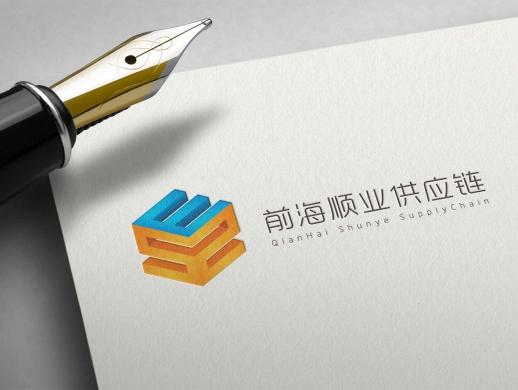 前海顺业原创logo设计