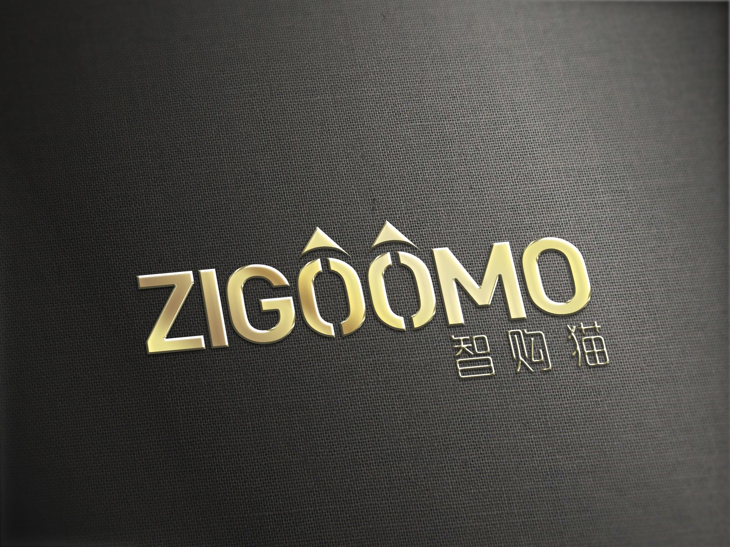 智能购物柜LOGO设计案例 飞特网 LOGO设计
