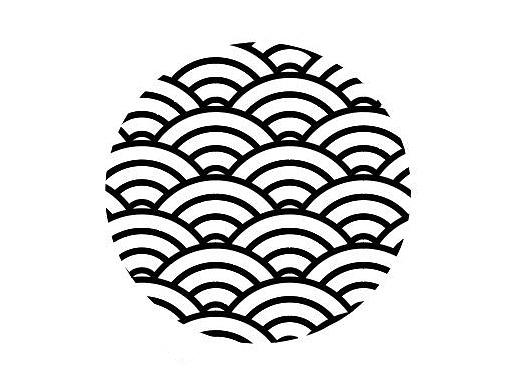 AI学习笔记6-创建鱼鳞纹图案
