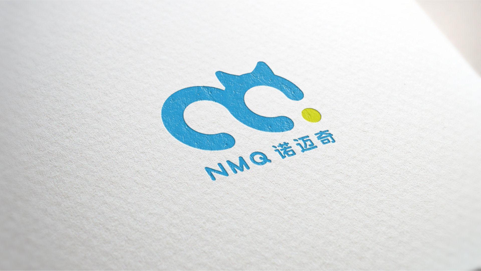 诺迈齐宠物医药品牌形象标志VI logo设计 飞特网 VI设计