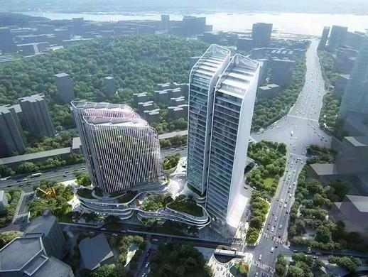 6张建筑景观效果图设计
