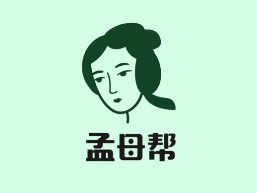 孟母帮Logo标志设计