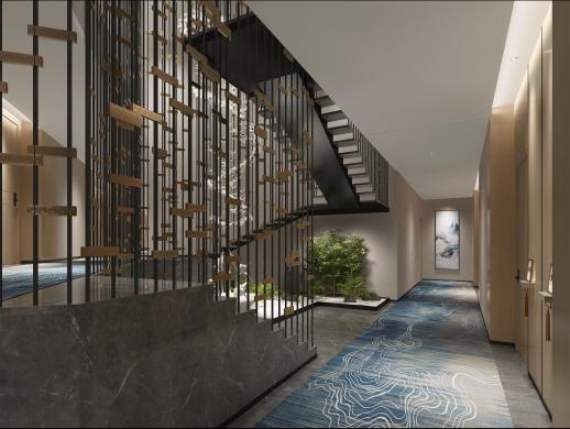 非设计-恒德精品酒店设计案例