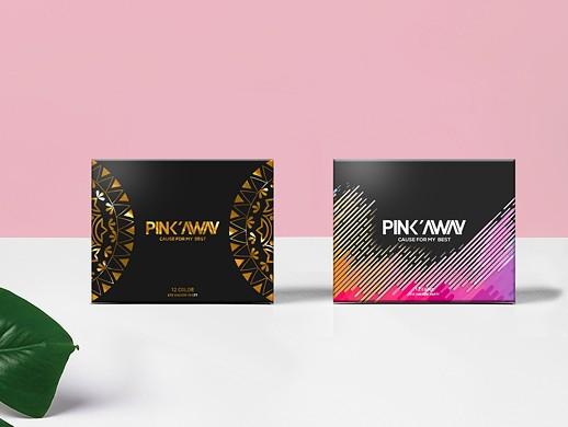 彩妆化妆品包装设计