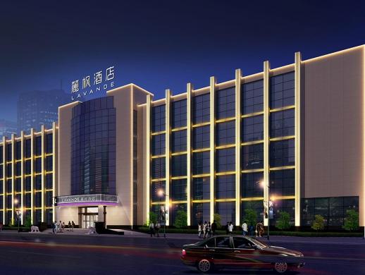 非设计分享——麗枫酒店设计理念