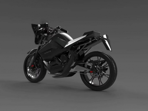 摩托车外观设计