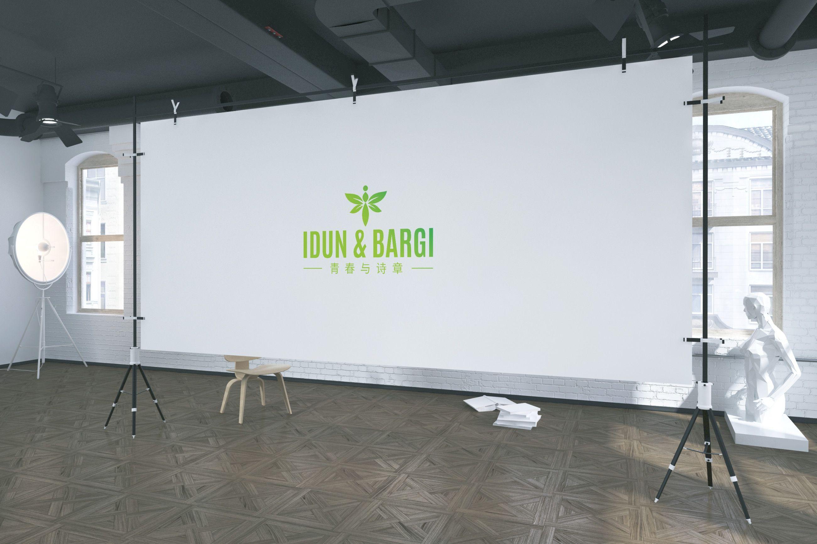 美容院LOGO设计提案 飞特网 原创LOGO设计