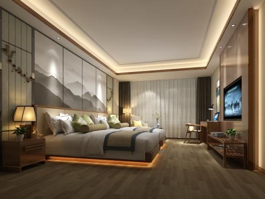江西南昌酒店设计案例