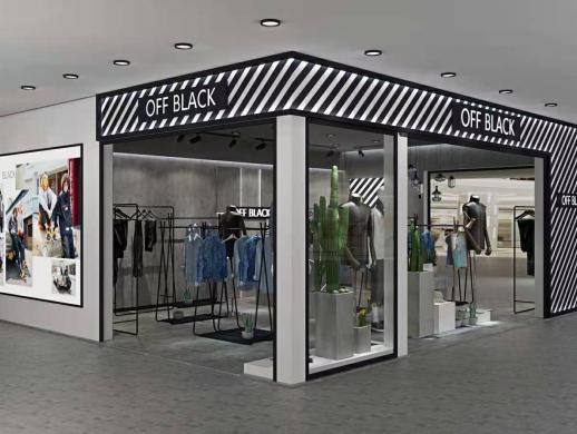 服装店店铺设计