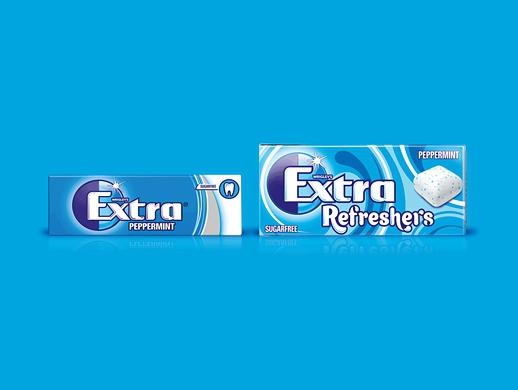 口香糖包装设计