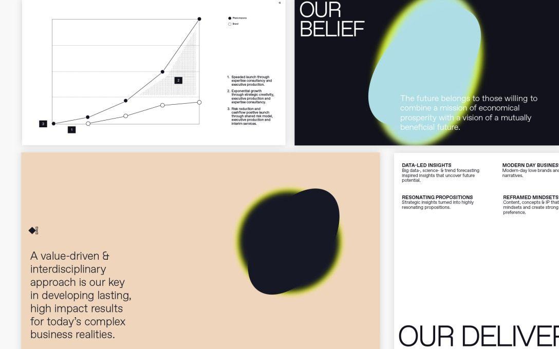 创意咨询公司品牌标志设计