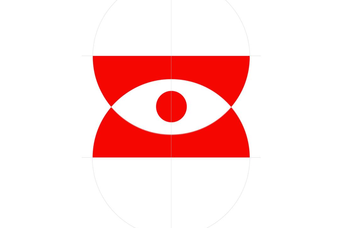 眼镜品牌标志和VI设计 飞特网 VI设计