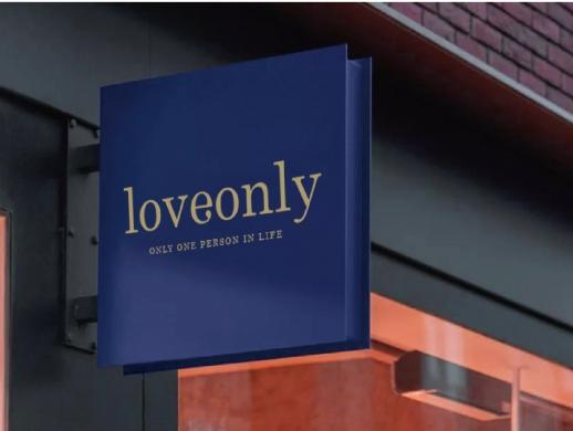 恋爱主题餐厅VI设计提案1