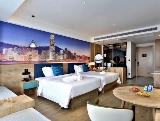 现代时尚的美豪酒店设计分享