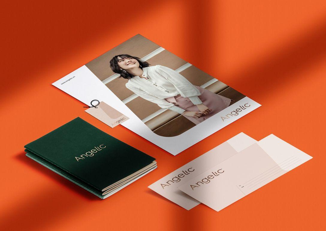 女装品牌标志设计 飞特网 标志设计
